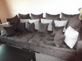 Big Sofa Braun 7 Monate erst alt wie neu