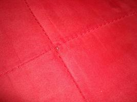 Foto 2 Big Sofa Kuschelcouch in rot