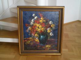 Bild Wolfgang Heinz Unger ''Blumenstrauß''