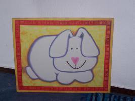 Bilder Hase und Schweinchen