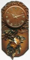 Foto 10 Bilder aus Leder, Uhren aus Leder, Dekoartikel