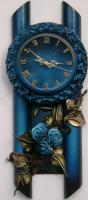 Foto 11 Bilder aus Leder, Uhren aus Leder, Dekoartikel