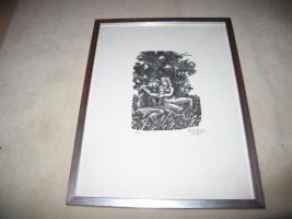 Bilder, Lithografie, Originale