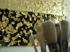 Bilder, Rahmen, Spiegel, Vergoldung, Wandgestaltung