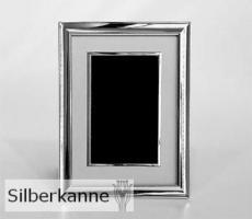 Bilderrahmen Belluno 13x18 cm, versilbert / SILBER plated