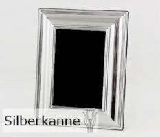 Bilderrahmen Catania 9x13 cm, versilbert / SILBER plated