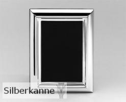 Bilderrahmen Florenz  9x13 cm, versilbert / SILBER plated