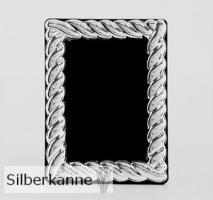 Bilderrahmen Fluta 13x18 cm, versilbert / SILBER plated