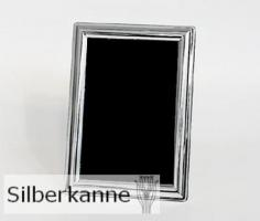 Bilderrahmen Imola 13x18cm, versilbert / SILBER plated