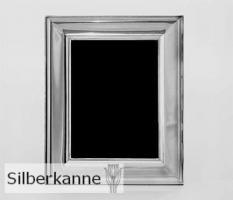 Bilderrahmen Livorno 10x15 cm, versilbert / SILBER plated