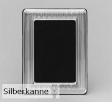 Bilderrahmen Monte Carlo 13x18 cm Holzr. Sterling Echtsilber 925