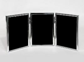 Bilderrahmen Savona 3x10x15 cm, versilbert / SILBER plated