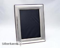 Bilderrahmen gehämmert 13x18 cm SR Sterling Echtsilber 925