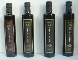 Bio-Olivenöl aus Sizilien