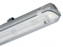 Bioledex DOLTA Feuchtraumleuchte f�r 1 x 60cm LED R�hren