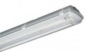 Bioledex DOLTA Feuchtraumleuchte f�r 2 x 120cm LED R�hren