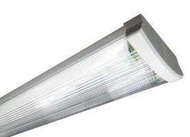 Bioledex SIMPO Innenraumleuchte für 2 x 120cm LED Röhren