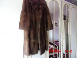 Bisam Mantel aus dem Hause Gerson