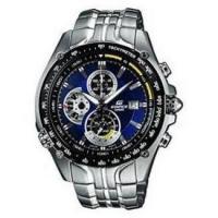 Bitte hier Casio Edifice EF-543D-2AVDF neuwertige schöne Uhr für Herren.