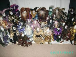 Foto 3 Bitte meine Sammlung von Porzelan u Harlekin zum verkauf an