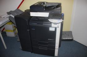 Bizhub C220 von Konica Minolta-Farbkopierer/Drucker/Scanner/Fax