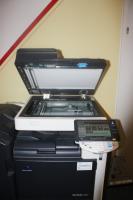 Foto 4 Bizhub C220 von Konica Minolta-Farbkopierer/Drucker/Scanner/Fax