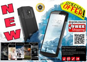 BlackView BV9000 PRO Phone 6/128GB waterproof IP68 18:9 screen