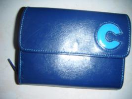 Blaues Portomonai