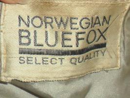 Foto 2 Blaufuchs Pelz Norwegian