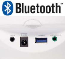 Foto 2 Blaupunkt SP 120 BK Bluetooth 45W RMS PC Smartphone Tablet AUX NEU OVP schwarz