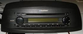 Blaupunktradio für Fiat Punto Bj 2005