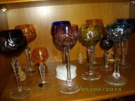 Bleicristall Gläser