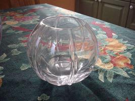 Bleikristall Vase aus Nachlass
