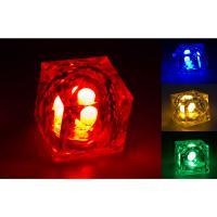 Blinkende LED Eiswürfel – Space-Geschenke.de