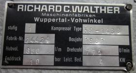 Foto 4 Blitz-Schneider DEN 650-Typ 59-1499 Kolbenkompress