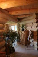Foto 6 Blockhäuser aus karelischen Kiefer