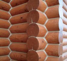 Foto 10 Blockhäuser aus karelischen Kiefer