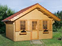 Foto 5 Blockhäuser, Gartenhäuser, Pavillon, Garage uvm, ..