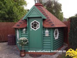 Foto 17 Blockhäuser, Gartenhäuser, Pavillon, Garage uvm, ..