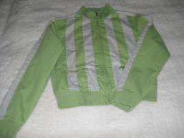 Blousun Grün-Beige