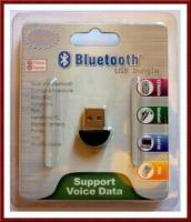 Bluetooth Dongle Version 2.1 - Broadcom 2046 Chipset + Widcom 6.2 Software