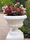 Blumenkübel / Blumenvase / Amphore / Gartendeko