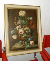 Blumenstrauß Große Gemälde Ölgemälde Flower lounge design