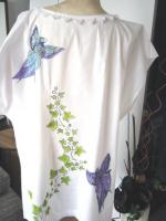 Foto 2 Bluse Weiss