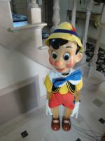 Foto 3 Bob Baker sehr selten Pinocchio marionette limited edition Nr. 131/200
