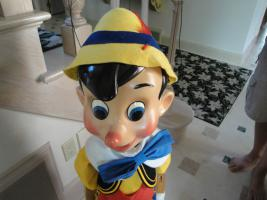 Foto 4 Bob Baker sehr selten Pinocchio marionette limited edition Nr. 131/200