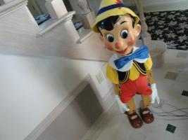Foto 5 Bob Baker sehr selten Pinocchio marionette limited edition Nr. 131/200