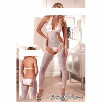 Body Overall Lexy weiß Gr. Medium (M) - OVP - NEU