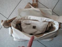 Foto 2 Bogner Handtasche , Schultertasche weiß Neuware !!!!