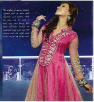 Foto 2 Bollywood Designer Kleid Salwar